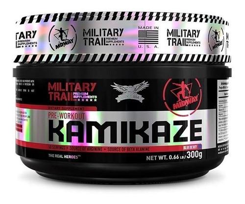 pré treino kamikaze pre-workout (300g) military trail