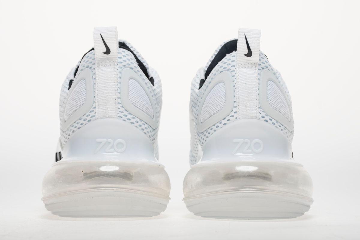 eea033304cce4 pré-venda tênis nike air max 720 refletivo - branco   preto. Carregando  zoom.