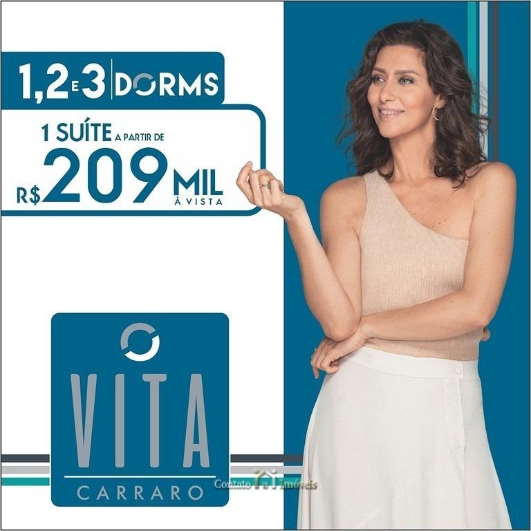 pré-venda - vita carraro em atibaia - imóvel - ap0189-1