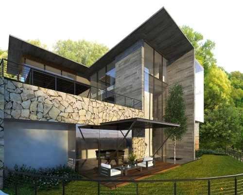 pre-venta de casa de 4 niveles en bosques de las lomas, cdmx