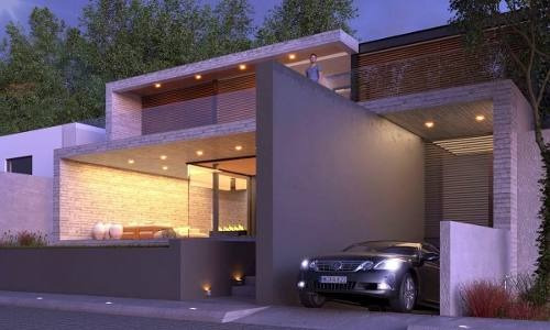pre venta de casa de tres niveles en bosques de las lomas, cdmx