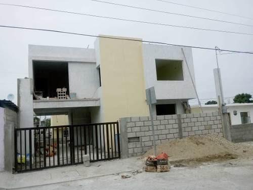 pre-venta de casa moderna, col. 2 de junio, tampico, tamaulipas.