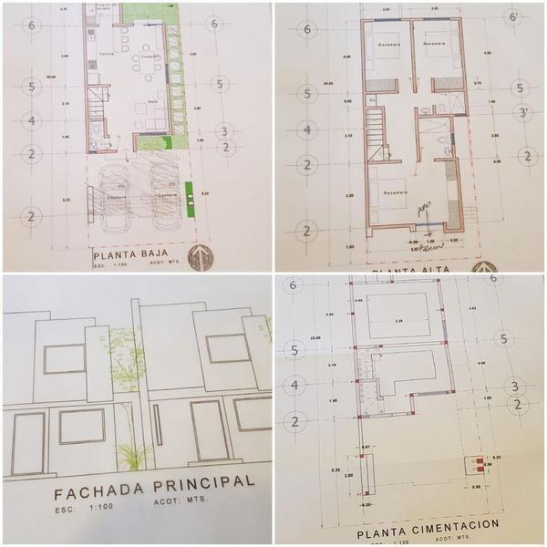 pre-venta de casa residencial en col. mexico, tampico