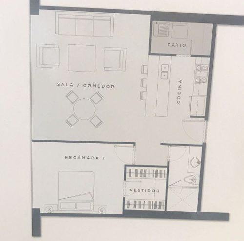 pre-venta de departamento en residencial terrace, interlomas.