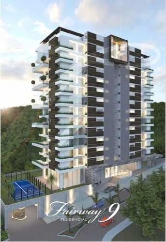 pre-venta de departamentos en fairway 9, bosque real.