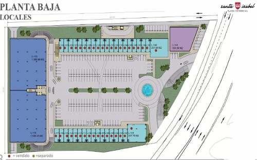 pre- venta de locales - plaza santa isabel - saltillo, coahuila