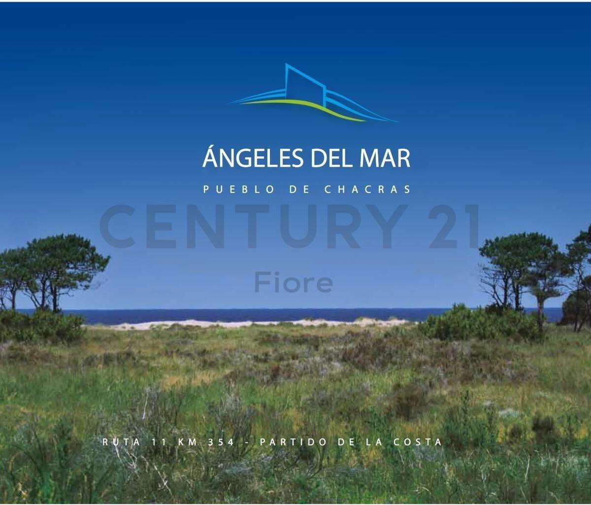 pre-venta de lotes en chacras  angeles del mar  ruta 11 km 355