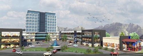 pre-venta de oficinas - plaza santa isabel - saltillo, coahuila