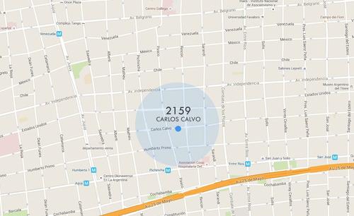 pre venta departamento 40m2 - exc. inversión - entrega 2018