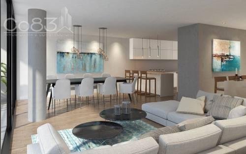 pre venta - departamento - del valle -  208 m - p.2 - $9,231,765