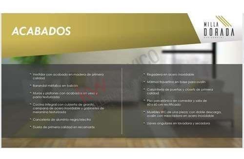 pre-venta departamento milla dorada a 5 min de la zona industrial tipo e