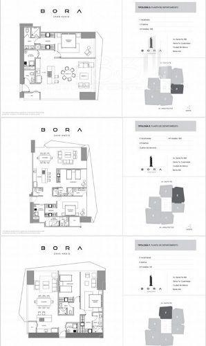 pre venta - departamento - santa fe - 197m2 - $15,787,050