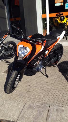 pre- venta duke 250  gs motorcycle