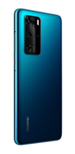 pre-venta huawei p40 pro 256gb deep sea blue