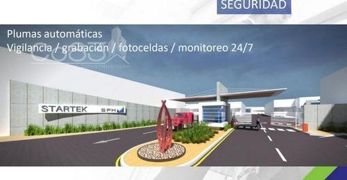 pre venta - nave industrial - 454 m2