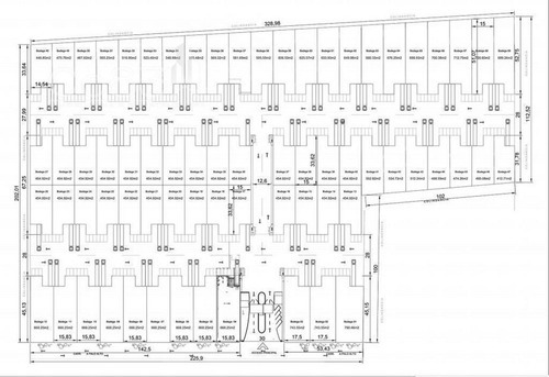 pre venta - nave industrial - 625 m2