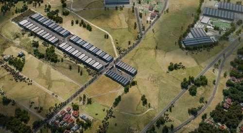 pre venta terrenos desde 343 m2, en parque industrial