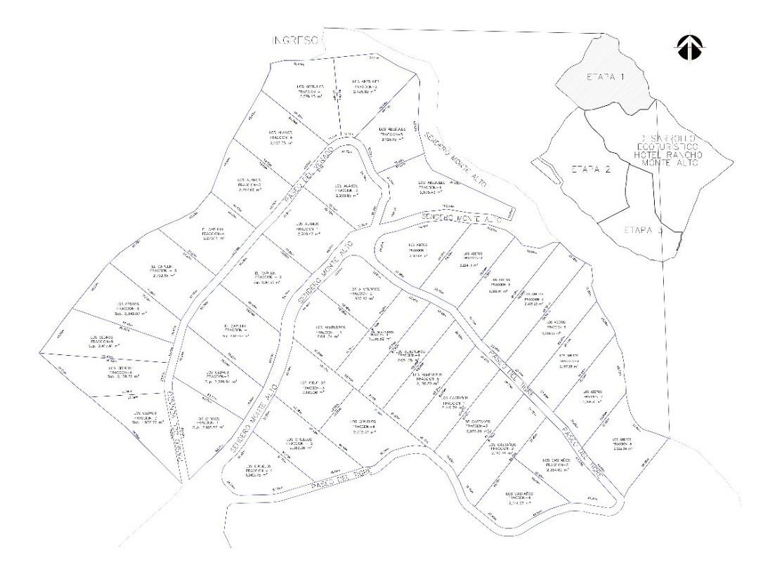 pre-venta terrenos habitacional   mazamitla, desde 1938 m2