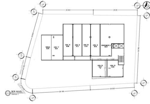 pre-venta usos mixtos con vivienda en avenida roble, san pedro garza g