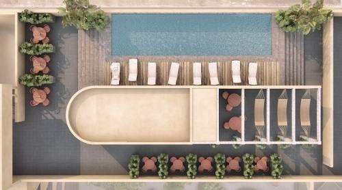 pre-venta yaxche apartments, playa del carmen modelo.-guaya