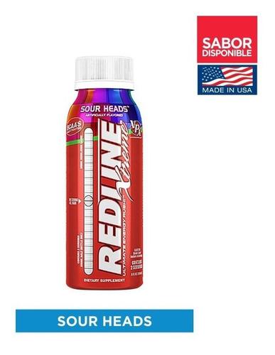 pre workout & energy drink redline xtreme x 6 unidades de vpx sports en 6 cuotas!! envio sin cargo a todo el pais!!