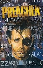 preacher book five - ennis / dillon - ed. vertigo