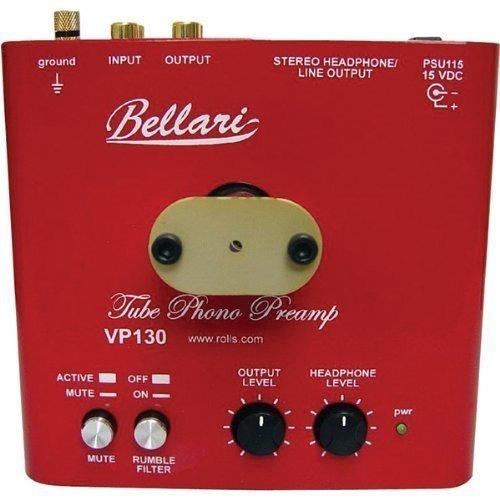 preamp pre amplificador music hall vp130 bellari