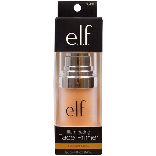 prebase  maquillaje iluminadora elf iluminating face primer