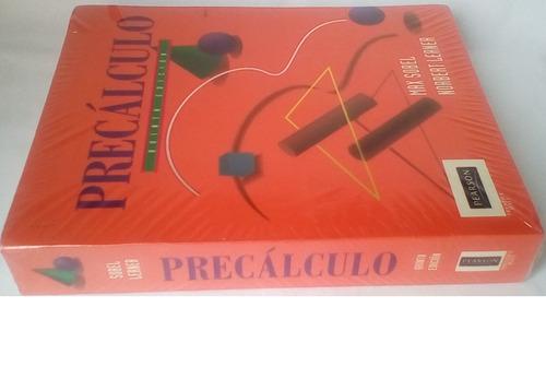 precálculo 5 ta edición max sobel y norbert lerner nuevo