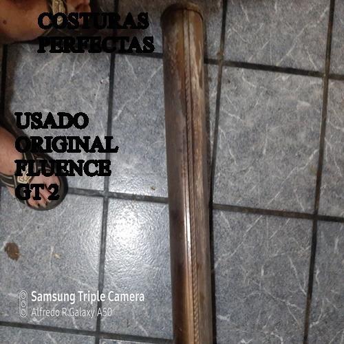 precamara escape renault fluence original usado 22mil km