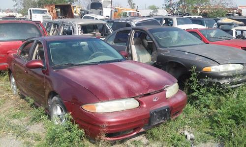 precasa yonke oldsmobile alero 2002 para partes desarmar