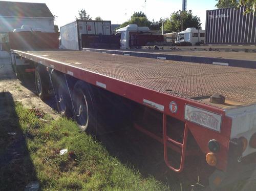 precio a consultar: vendo camión+semirremolque o separado