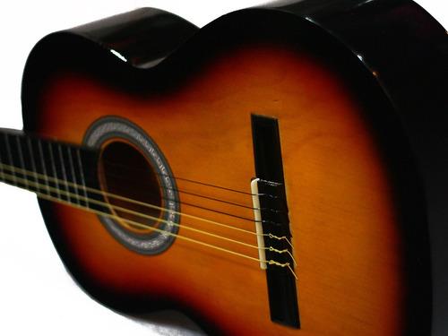 precio buen fin guitarra maple laminado accesorios de regalo