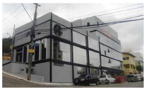 précio comercial novo fachada moderna 983m² privativos estacionamento para 7 carros
