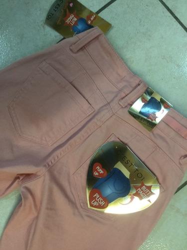 precio de mayoreo !!!!pantalones cest toi  levanta  pompis