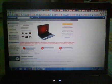 precio negociable laptop compaq presario cq50 101la compu hp