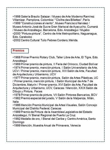 precio oportunidad obra maestro luis barreto (nuevo)2014