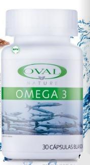 precio rebajado omega 3 oval