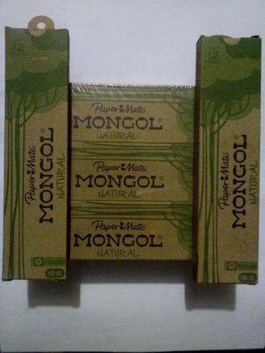 precio x caja 12.500   lapiz mongol natural, y x gruesas
