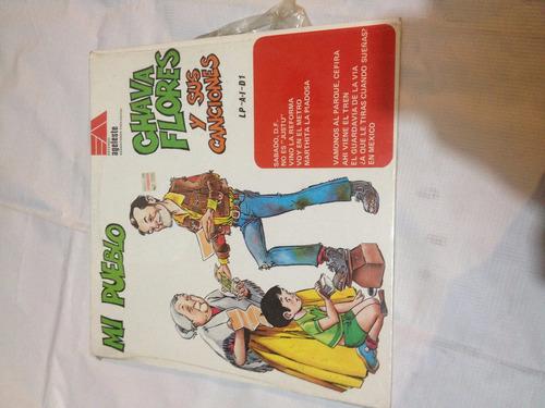precio x disco chava flores edicion mexicana