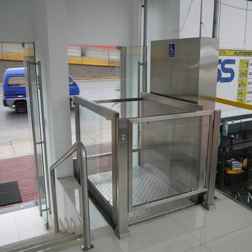 precios de fábrica plataforma de discapacitados ascensores