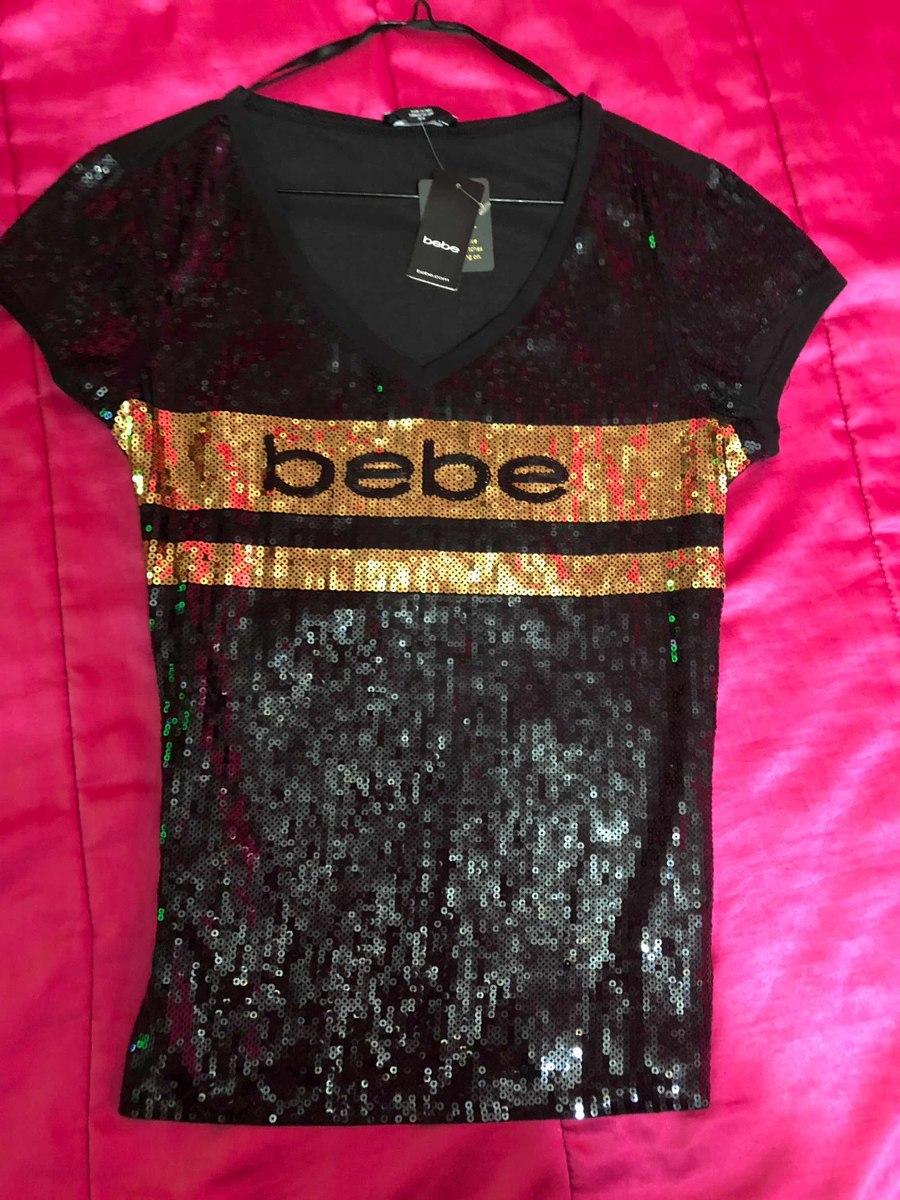 f86824af1a089 Preciosa Blusa Bebe Para Dama Con Lentejuelas!!! -   850.00 en ...