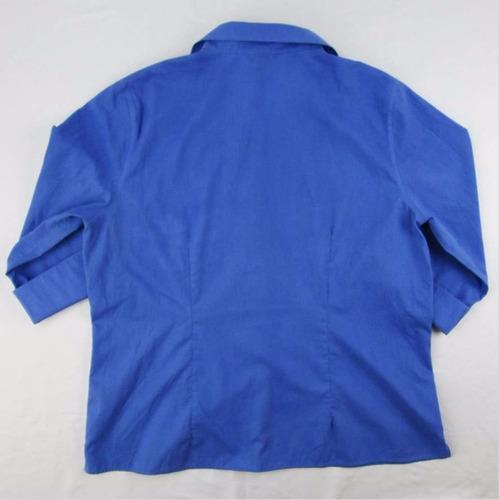 preciosa blusa para dama lands end talla 16 envío gratis