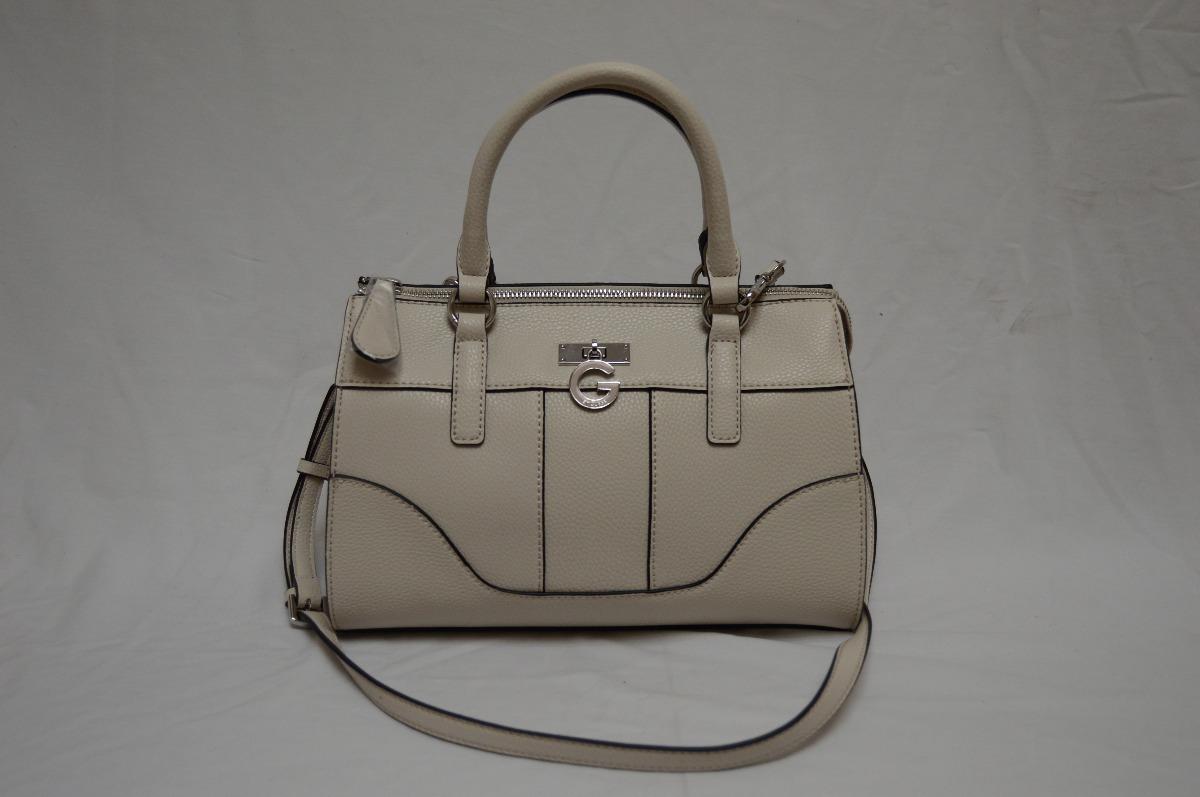 63ebd8410eb6c Preciosa Bolsa Guess Blanca Piedra Original Para Dama!! -   1