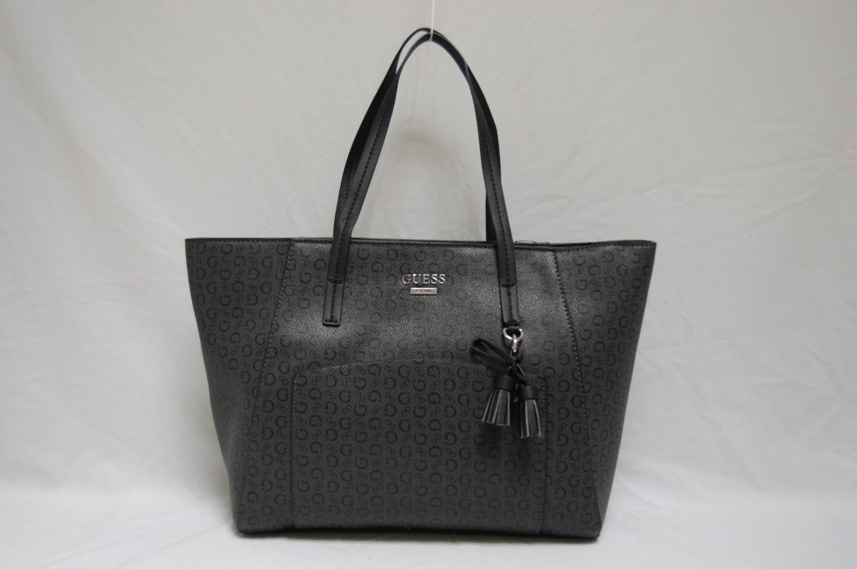 2ea9bcd6 Preciosa Bolsa Guess Negra Para Dama Original! - $ 1,799.00 en ...