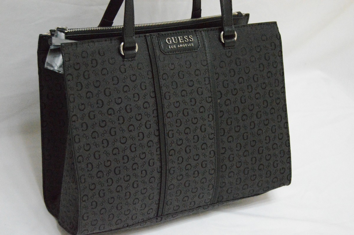 c882b13d Preciosa Bolsa Guess Negra Para Dama Original! - $ 1,899.00 en ...