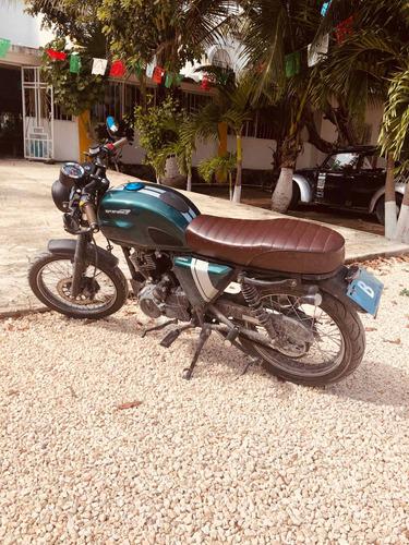 preciosa café racer 200cc sptfire
