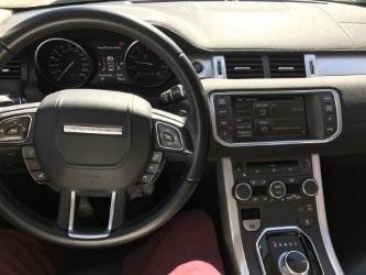 preciosa camioneta evoque 2014 pure tech