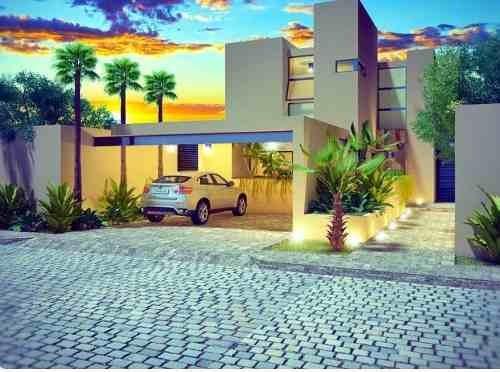 preciosa casa de lujo en privada arbórea  sistema para paneles solares