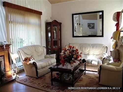 preciosa casa de un nivel, ideal para descansar tranquilamen